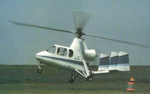 Air and Space 18A, N6155S, landing in 1993