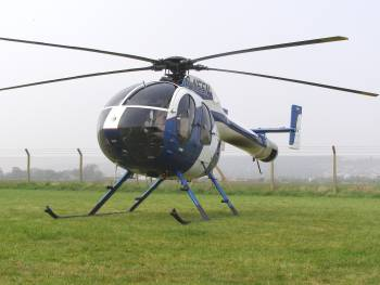 MD Helicopters MD-500N, G-NEEN