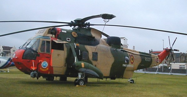Sea King Mk.48A