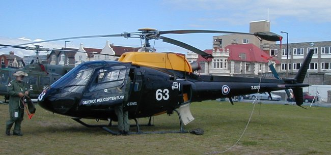 AS350B HT1 Squirrel