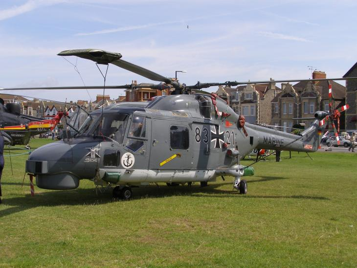 German Navy Lynx Mk.88A, Serial 83+21