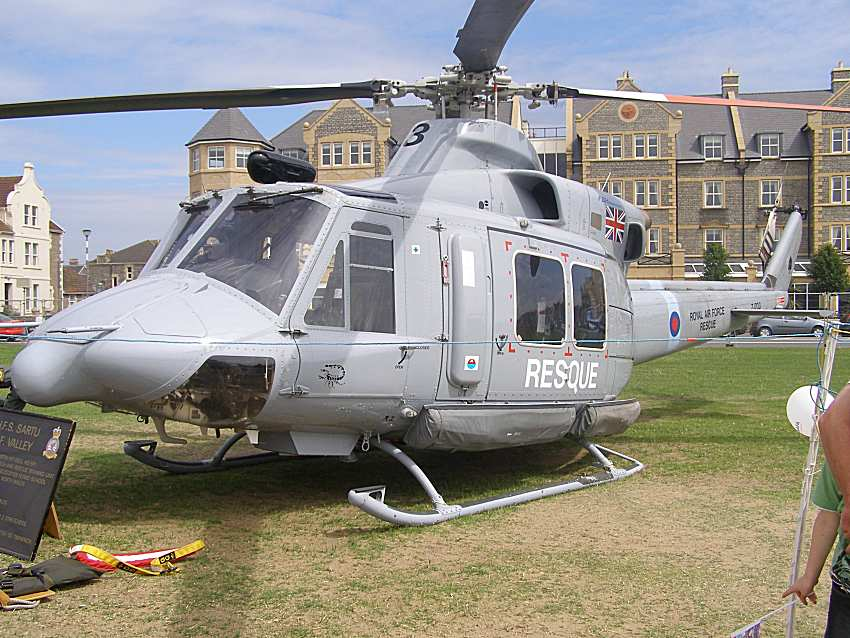 Bell 412EP Griffin HT1, ZJ703