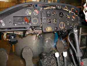 XG462 Instrument Panels