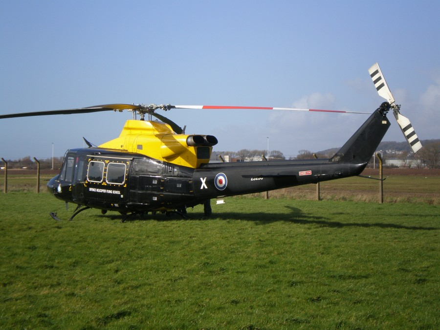 Bell 412EP Griffin HT1, ZJ236